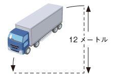 車両の最小回転半径
